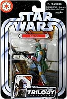 Hasbro Star Wars Original Trilogy Collection 2004 Boba Fett Action Figure #14 [Return of The Jedi]