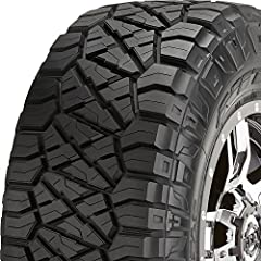 Nitto RIDGE GRAPPLER All- Terrain Radial Tire-LT265/75R16 E 123/120Q 123Q Fit Type: Universal Fit