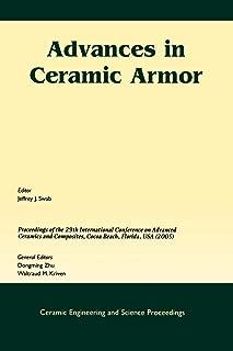 Adv Ceramic Armor CESP V26 #7 2005 (Ceramic Engineering and Science Proceedings)