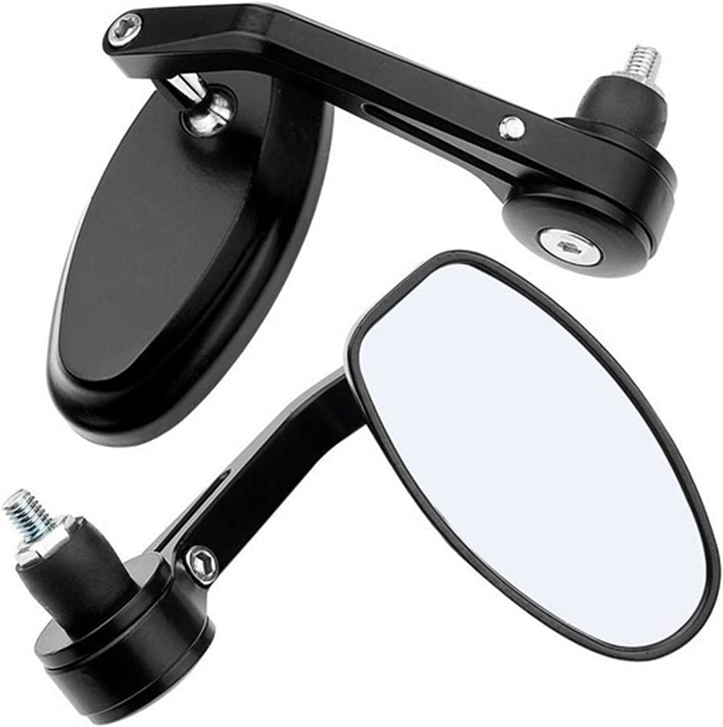 QWERASD Outlet ☆ Free Shipping Motorcycle Rearview Mirrors 7 half 8