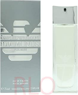 Armani - Diamonds men edt vaporizador 75 ml