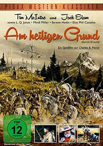 Am heiligen Grund (Sacred Ground) - Abenteuerlicher Western im Stil von Der mit dem Wolf tanzt und Windwalker (Pidax Western-Kl