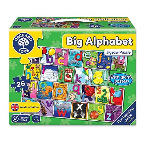 Orchard Toys Big Alphabet Floor Puzzle