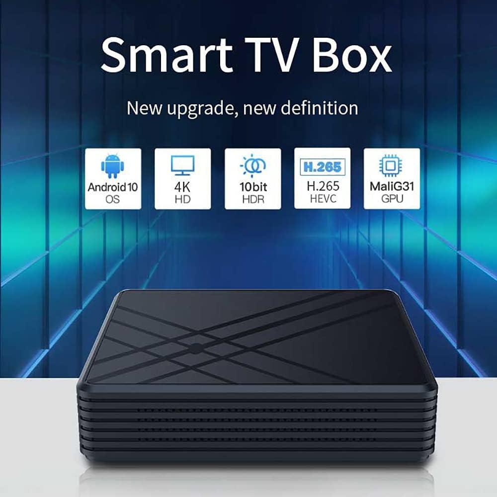 Android TV BOX, HD Blu-ray player, TV box 4K HD player Android TV BOX