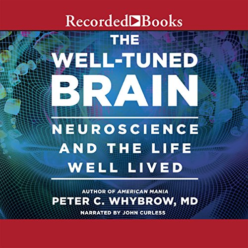 The Well-Tuned Brain audiobook cover art