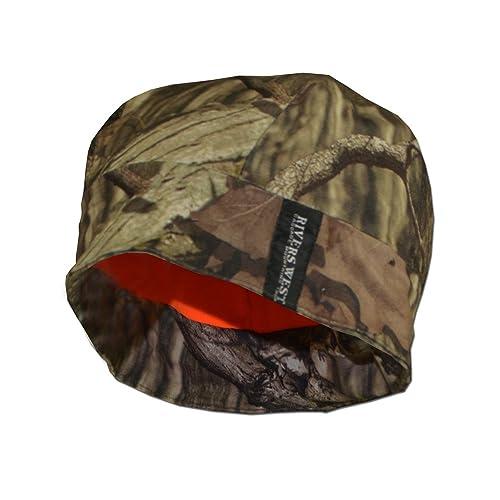 Waterproof Windproof Camouflage Fleece Hunting Gear - Reversible Skull Cap e4975b1928d