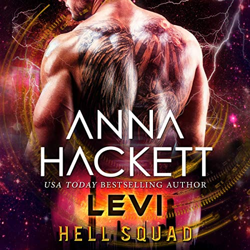 Levi Audiobook By Anna Hackett cover art
