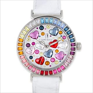 CAPRI WATCH - CAPRI WATCH Reloj Multijoy de cuarzo, color blanco