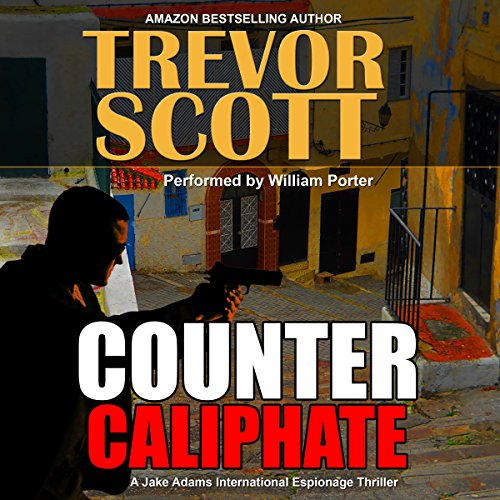 Counter Caliphate audiobook cover art