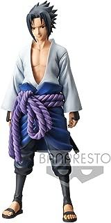 Banpresto Naruto Shippuden. grandista Shinobi Relations Uchiha Sasuke of The Sasuke Approximately /27 cm.