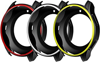 AWINNER Case for Gear S3 Frontier SM-R760, Shock-Proof and Shatter-Resistant Protective Band Cover Case for Samsung Gear S...