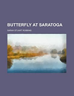 Butterfly at Saratoga