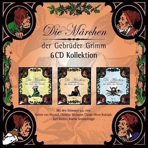 Die Märchen der Gebrüder Grimm Titelbild