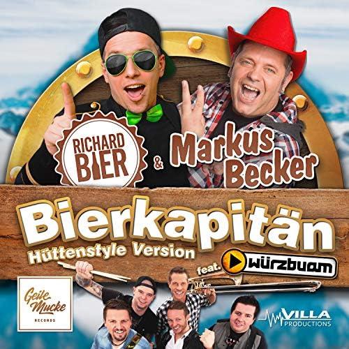 Richard Bier & マーカス・ベッカー feat. Würzbuam