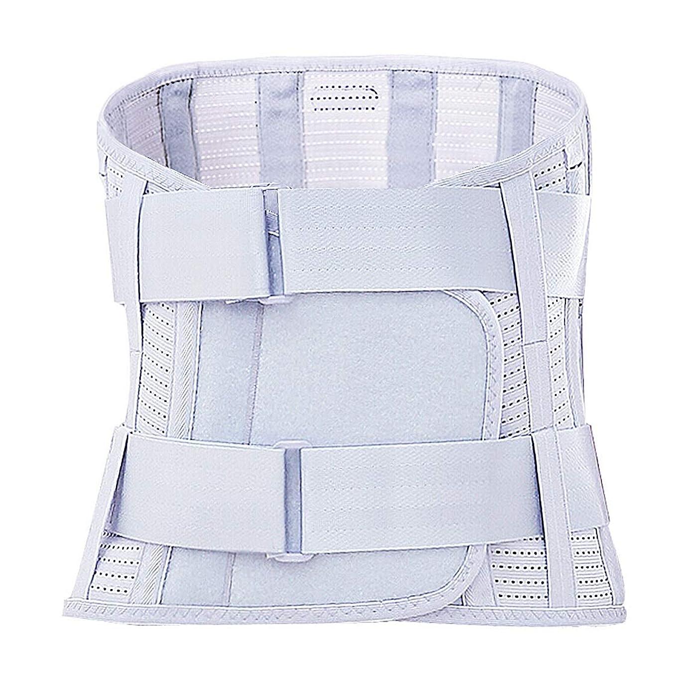 アジャピッチ偶然のウエストサポート、 腰痛 サポートベルト にとって 男達 女性たち 疼痛 救済 椎間板ヘルニア、 デュアル 調整可能 コンプレッションストラップ、 減圧 (Size : XXL)