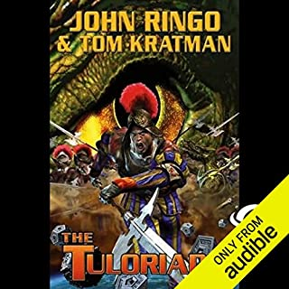 The Tuloriad     Legacy of the Aldenata              Written by:                                                                                                                                 John Ringo,                                                                                        Tom Kratman                               Narrated by:                                                                                                                                 Marc Vietor                      Length: 14 hrs and 10 mins     Not rated yet     Overall 0.0