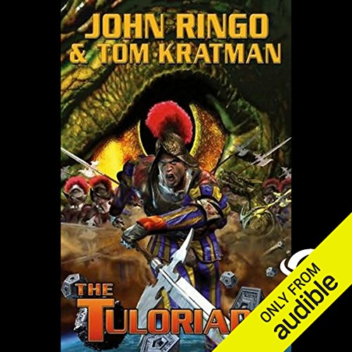 The Tuloriad audiobook cover art