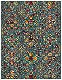 Marca de Amazon - Movian Urdini, alfombra rectangular, 228,6 de largo x 152,4 cm de ancho (diseño geométrico)