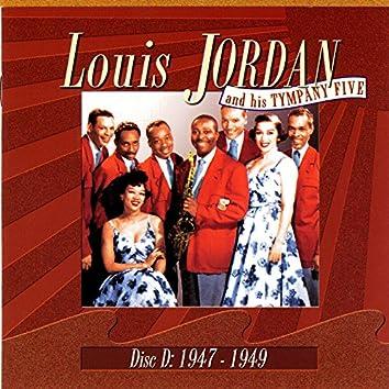 Disc D:  1947-1949