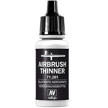 Vallejo Airbrush Thinner Model, 17ml