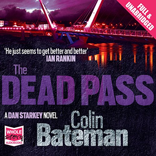 The Dead Pass audiobook cover art