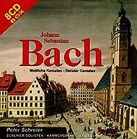 Weltliche Kantaten Secular Cantatas: Peter Schreier