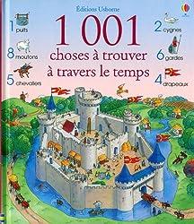 Livres d'Histoire pour enfants - 1001 choses à trouver à travers le temps