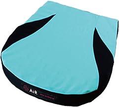 東京 西川 [エアー] クッション Sサイズ 体圧分散 長時間座るときに オフィス 車 移動 エアー AiR ライトグリーン HDB6001013LG