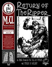 By W. Barton Return of the Ripper: An 1890s Scenario for Call of Cthulhu and Cthulhu By Gaslight (M.U. Library As (First) [Paperback]