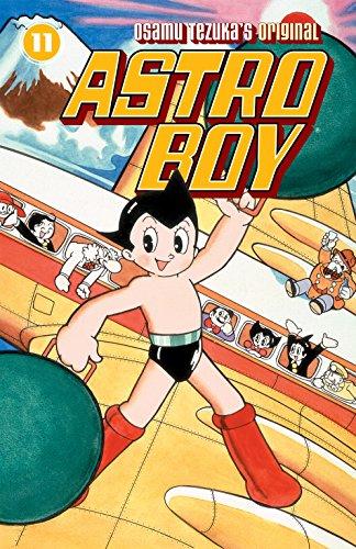 Astro Boy Volume 11 (English Edition)