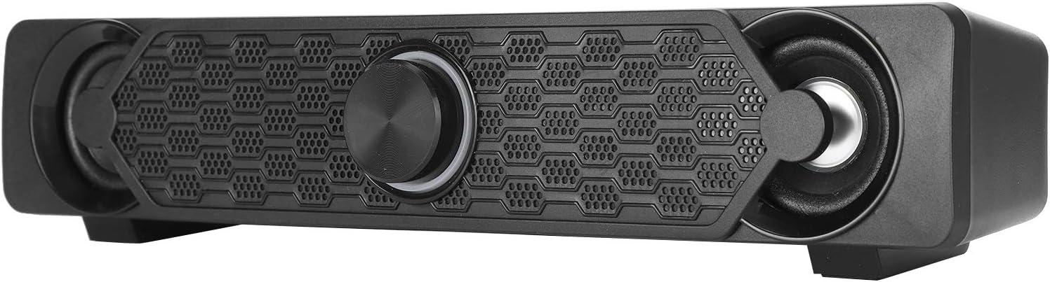 Max 49% OFF Zopsc-1 Computer Speaker Bar Luxury goods 10W Audio S Input 3.5mm