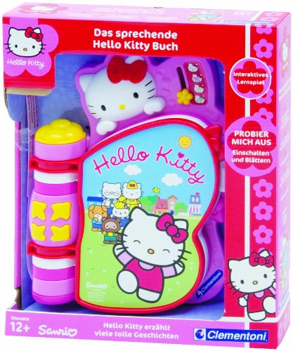 Clementoni 69882.0 - Hello Kitty - Musical Book