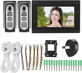 Intercom Video Doorbell, IR Doorbell, for Home Security System Offices Apartments Public Buildings(Australian regulations)