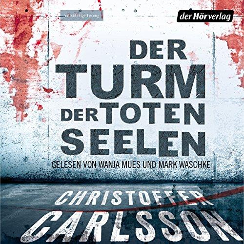 Der Turm der toten Seelen audiobook cover art