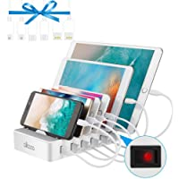 allcaca Fast Charging Station for Multiple Devices