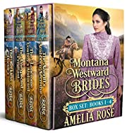 Montana Westward Brides: Books 1-4: Mail Order Bride Historical Western Romance