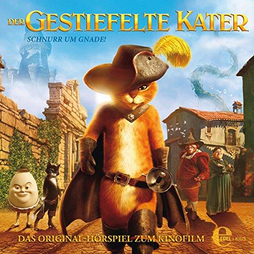 『Der Gestiefelte Kater 』のカバーアート