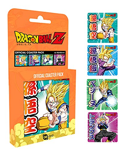 Compra GB Eye LTD, Dragon Ball Z, Mix, Pack de Posavasos en Amazon.es