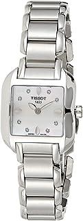 ساعة عملية كاجوال انالوج للنساء من تيسوت طراز T02.1.285.74