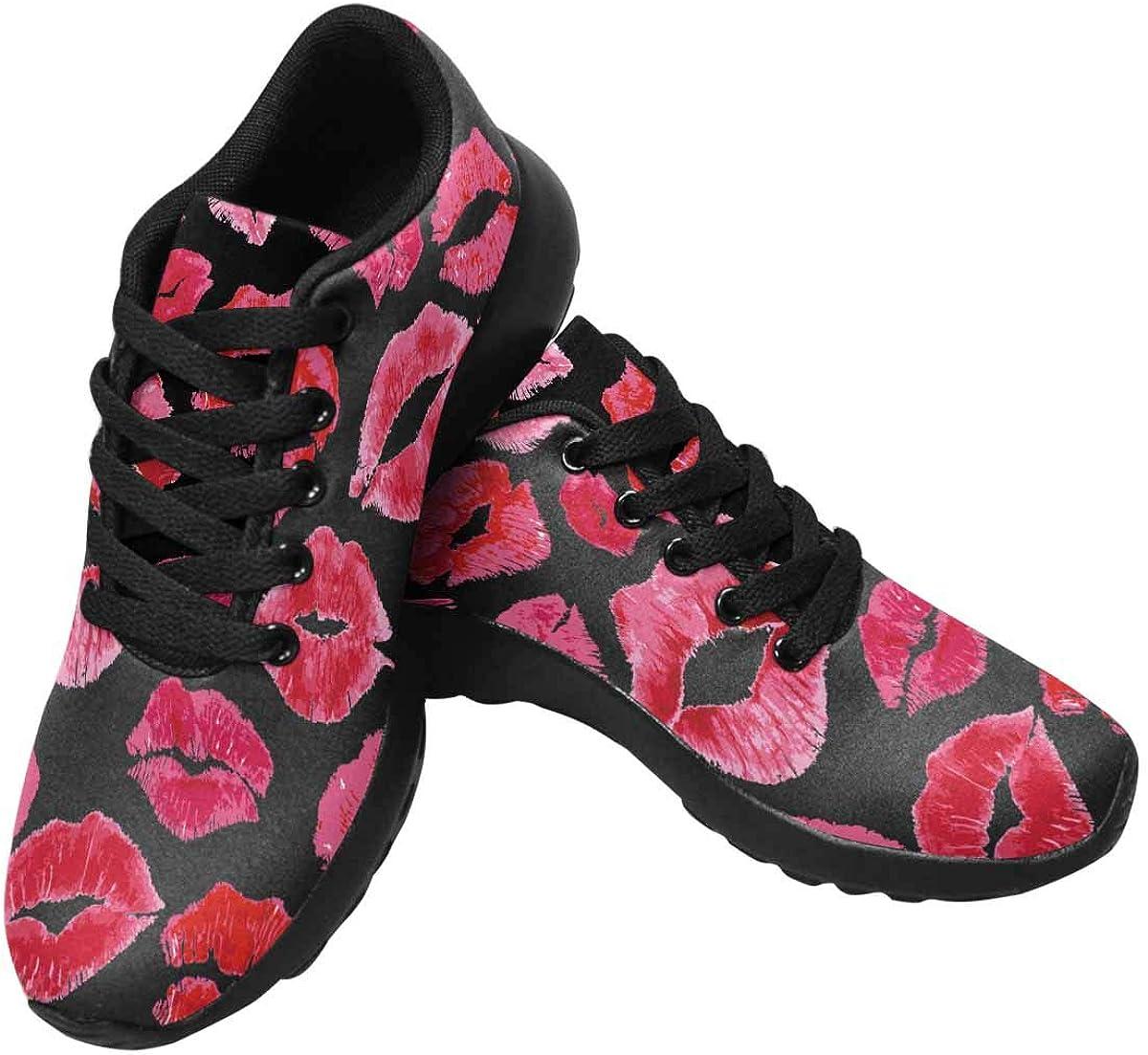 安値 InterestPrint Women's Running Shoes - Athletic NEW売り切れる前に☆ Casual Breathable