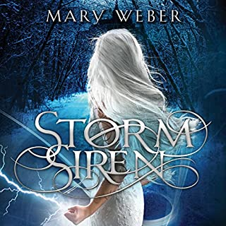 Storm Siren     The Storm Siren Trilogy, Book 1              By:                                                                                                                                 Mary Weber                               Narrated by:                                                                                                                                 Christine Stevens                      Length: 9 hrs and 37 mins     130 ratings     Overall 3.6
