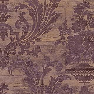galerie damask wallpaper