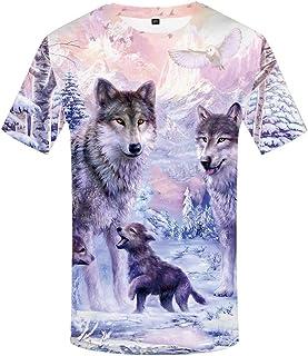 KYKU Tshirt Shirts Animal Family