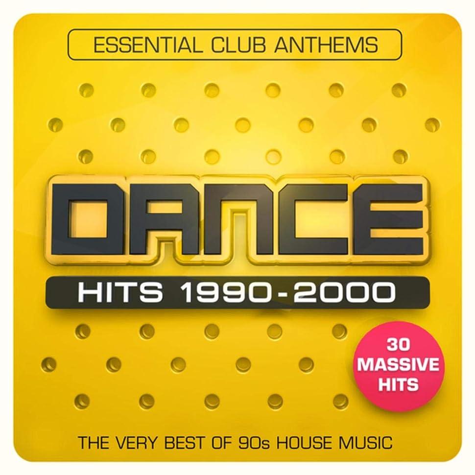 評価可能ペダル襲撃Dance Hits 1990-2000 - Essential Club Anthems - The Very Best Of 90s House Music - 30 Massive Hits