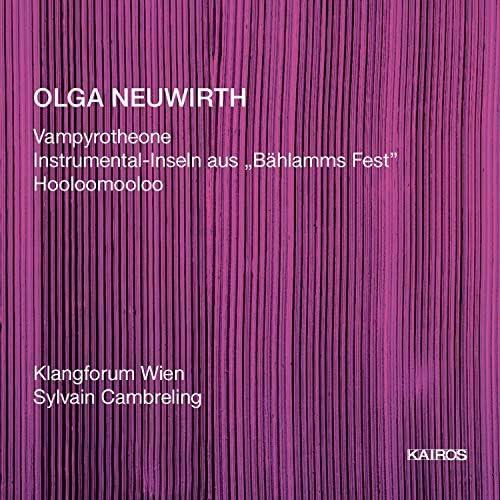 Klangforum Wien & Sylvain Cambreling