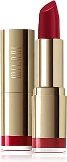 Milani Color Statement Lipstick - Velvet Merlot, Cruelty-Free Nourishing Lip Stick in Vibrant Shades, Red Lipstick, 0.14 Ounce