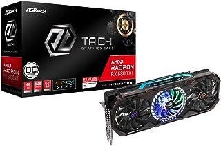 ASRock AMD Radeon RX6800XT搭載 グラフィックボード GDDR6 16GB 【国内正規代理店品】 RX 6800 XT Taichi X 16G OC