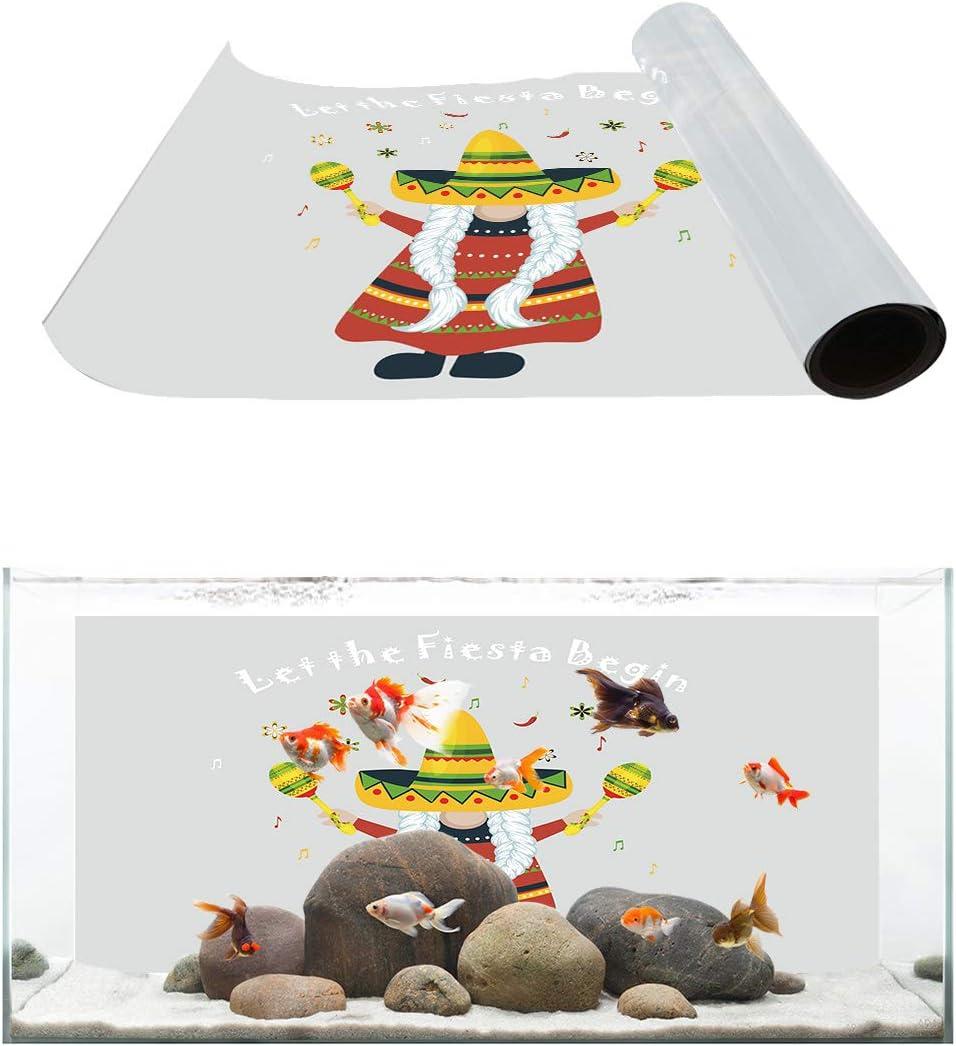 Max 40% OFF TH XHome Aquarium Background Fish Backgroun Reptile Tank Gallon Max 54% OFF