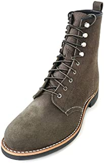 Red Wing Women's Silversmith Short Boot (8, Pewter)