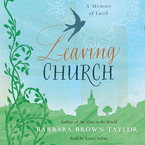 Leaving Church audiobook cover art